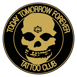 Tattoo Studio Today Tomorrow Forever - Logo Tattoo Club.
