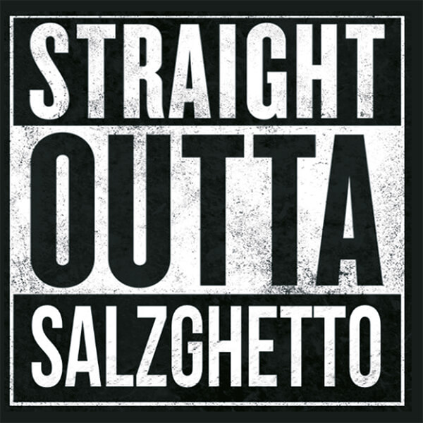 Tattoo Studio Today Tomorrow Forever - STRAIGHT OUTTA SALZGHETTO.
